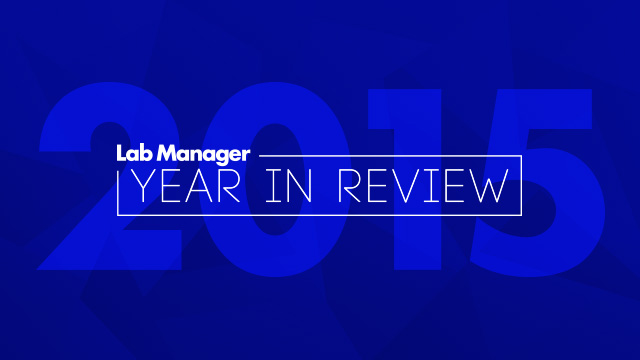 Lab Manager Year in Review: 2015