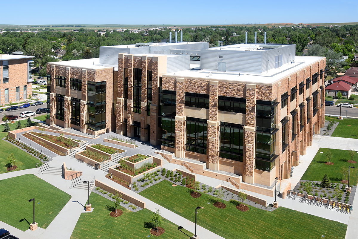 Engineering Education and Research Building, University of Wyoming