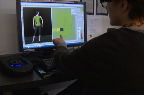 Drexel's expertise in digital modeling, structural analysis and prototyping of fibers and textiles