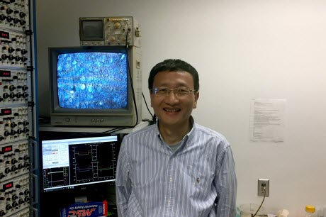 Associate professor of pharmacology J. Julius Zhu