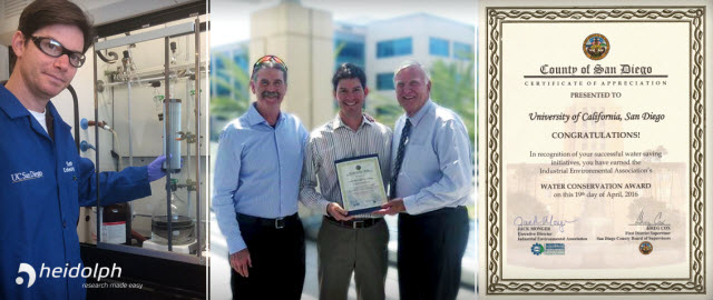 water conservation award