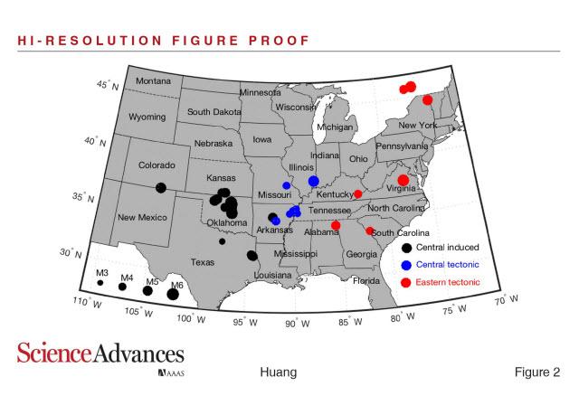 an analysis of earthquakes