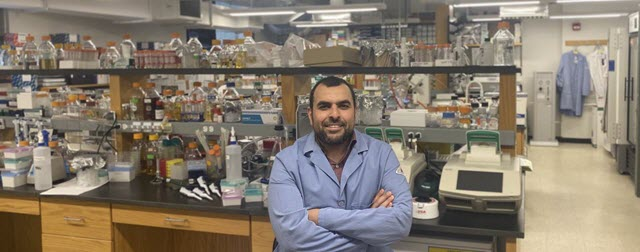 Mohamed Abou Donia Mines the Human Microbiome for Antibiotics