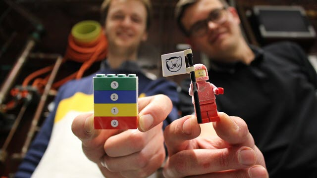 Scientists have found this to be the coolest Lego in the world