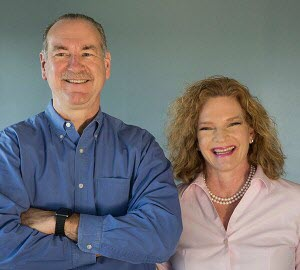Richard K. Wilson, PhD, director of The McDonnell Genome Institute and Elaine R. Mardis, PhD, co-director