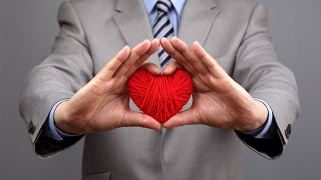 "leaders and managers should ""love"" their staff"