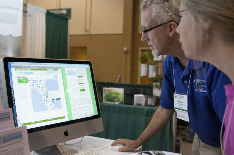 UF/IFAS model delivers growers severe weather data specific to their farms