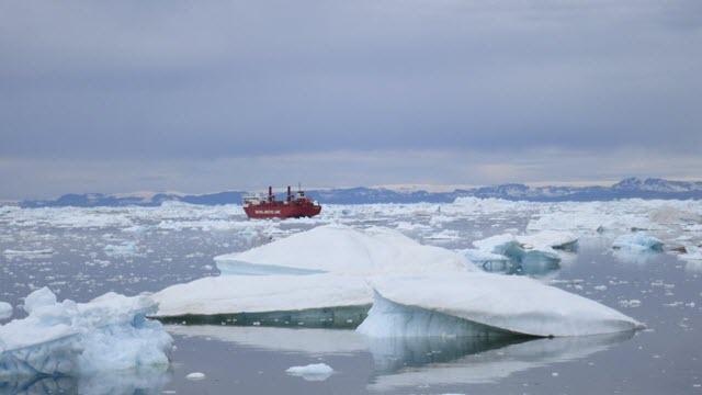 Ozone-depleting substances caused half of Arctic warming