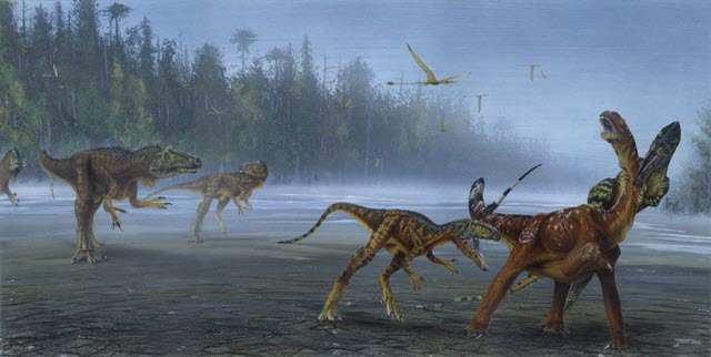 New Species of Allosaurus Discovered in Utah - Lab Manager Magazine