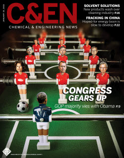 Chemical & Engineering News cover