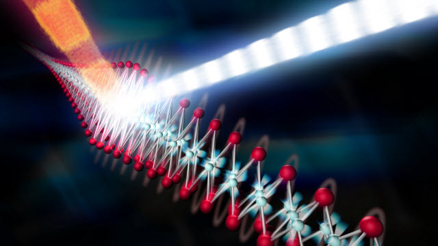 Scientists Get First Direct Look at How Electrons 'Dance' with Vibrating Atoms