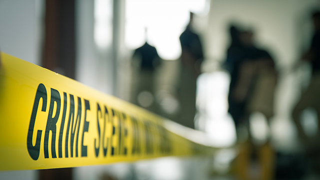 Using Bloodstains at Crime Scenes to Determine Age of a
