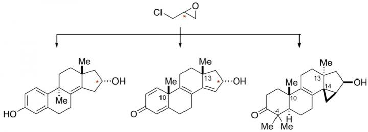 New Chemical Pathway