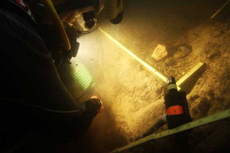 An underwater look at the oldest-known site of human life in the southeastern United States