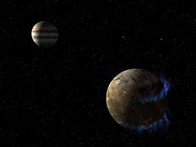 Researchers Uncover Some New Findings on Jupiter's Biggest Moon, Ganymede