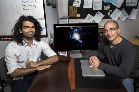 Machine Learning Could Solve Riddles of Galaxy Formation | Lab Manager