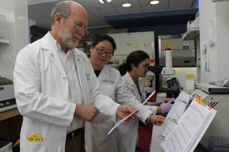 $5.8 Million NIH Contract to Fund 'Omics' Research at Saint Louis University