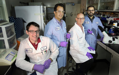 Sandia National Laboratories' Safe Genes project team members