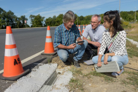 UD Environmental engineering faculty study novel approach to stormwater management