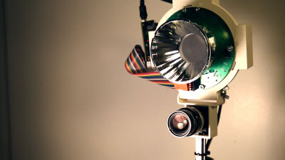 HyperCam is a low-cost hyperspectral camera developed by UW and Microsoft Research