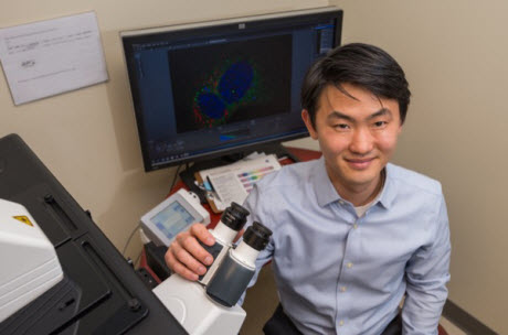 UD researchers find significant connection in plant cell defense system