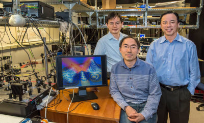 "Yuan Wang, Zi Jing Wong and Xiang Zhang have devised an ultra-thin invisibility ""skin"" cloak"