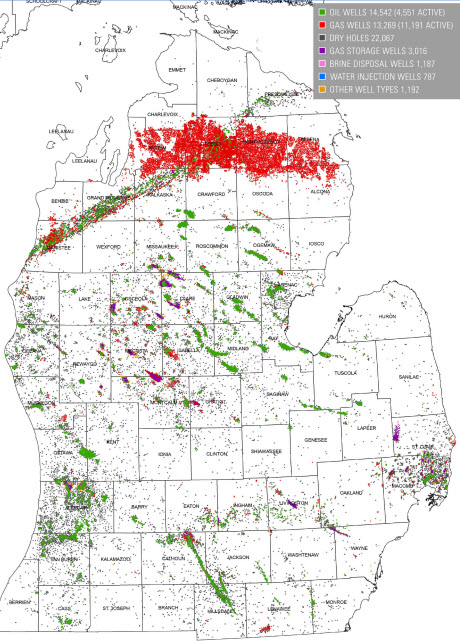 U-M releases final report on high-volume hydraulic fracturing in Michigan
