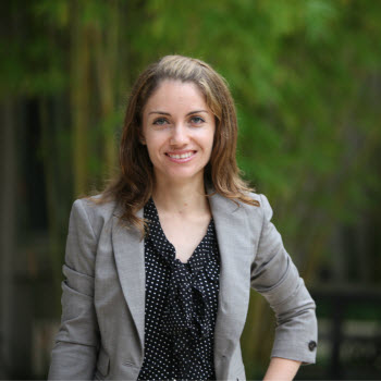 UF management professor Klodiana Lanaj