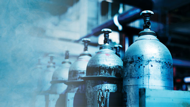 Compressed Gas Cylinders Lab Manager