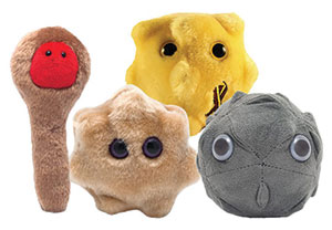 Giant Microbes Vaccine Pack