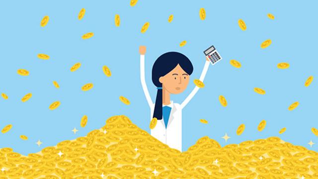 Linda's Lab: Staying on Budget