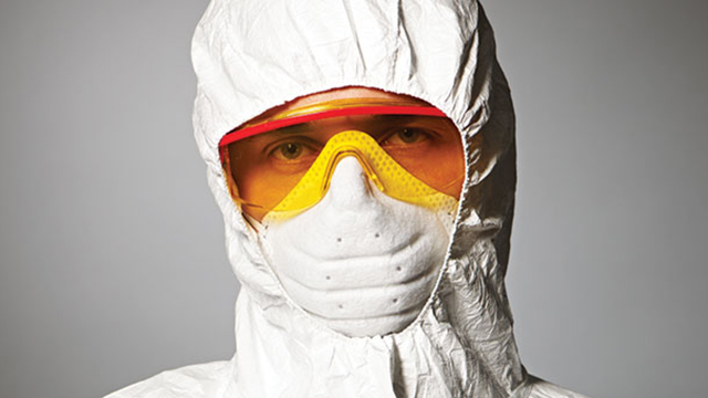Running a successful respiratory protection program in the lab