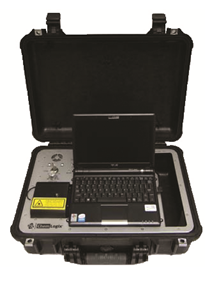 A TSI portable Raman gas phase process spectrometer,