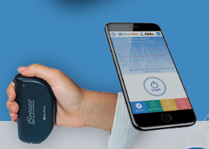 Breeze smart palm spectrometer