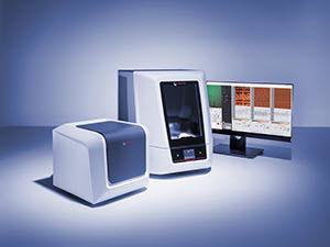 Tosca™ 400 atomic force microscope with Tosca™ analysis software