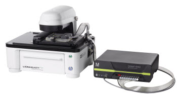 Lionheart™ FX Automated Live Cell Imager and CellASIC® ONIX2 Microfluidic System