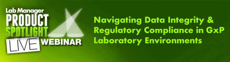 Navigating Data Integrity & Regulatory Compliance in GxP Laboratory Environments